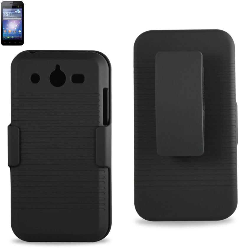 HOLSTER COMBOS HUAWEI GLORY M886 BLACK