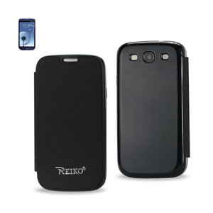 FITTING CASE WITH BATTERY COVER SAMSUNG GALAXY S3/ I9300 BLACK