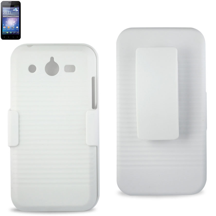 HOLSTER COMBOS HUAWEI GLORY M886 WHITE