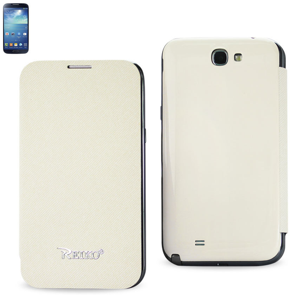 FITTING CASE WITH BATTERY COVER SAMSUNG GALAXY NOTE II/ N7100 WHITE