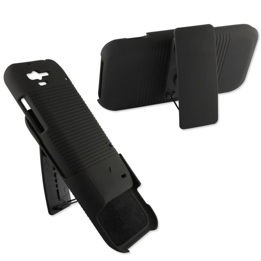 HOLSTER COMBOS HTC RHYME 6330 BLACK