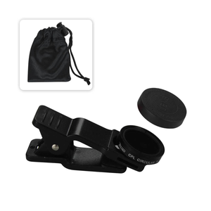 CIRCULAR POLARIZER(CPL) LENS KIT BLACK