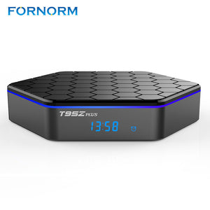 Fornorm T95Z PLUS 4K TV Box Set-top Box Smart Streaming 4K2K Ultra HD Video Media Player With Android 7.1 Marshmallow OS