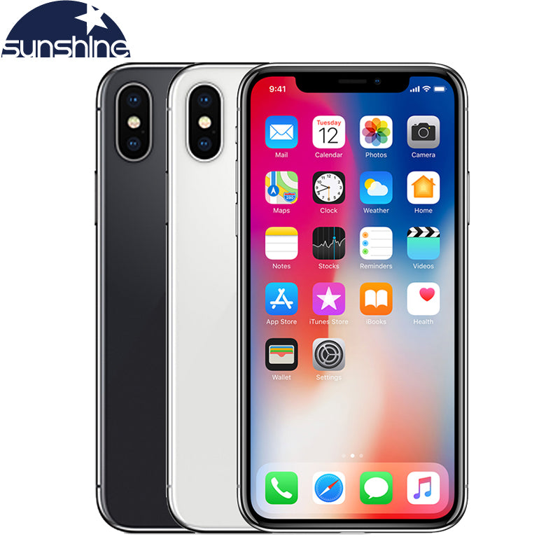 Apple iPhone X Unlocked