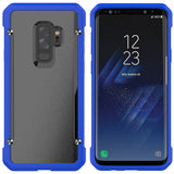 Men Cellphone Case Beetle No Discoloration Hard PC Back Cover TPU Border for Samsung Galaxy S9 plus