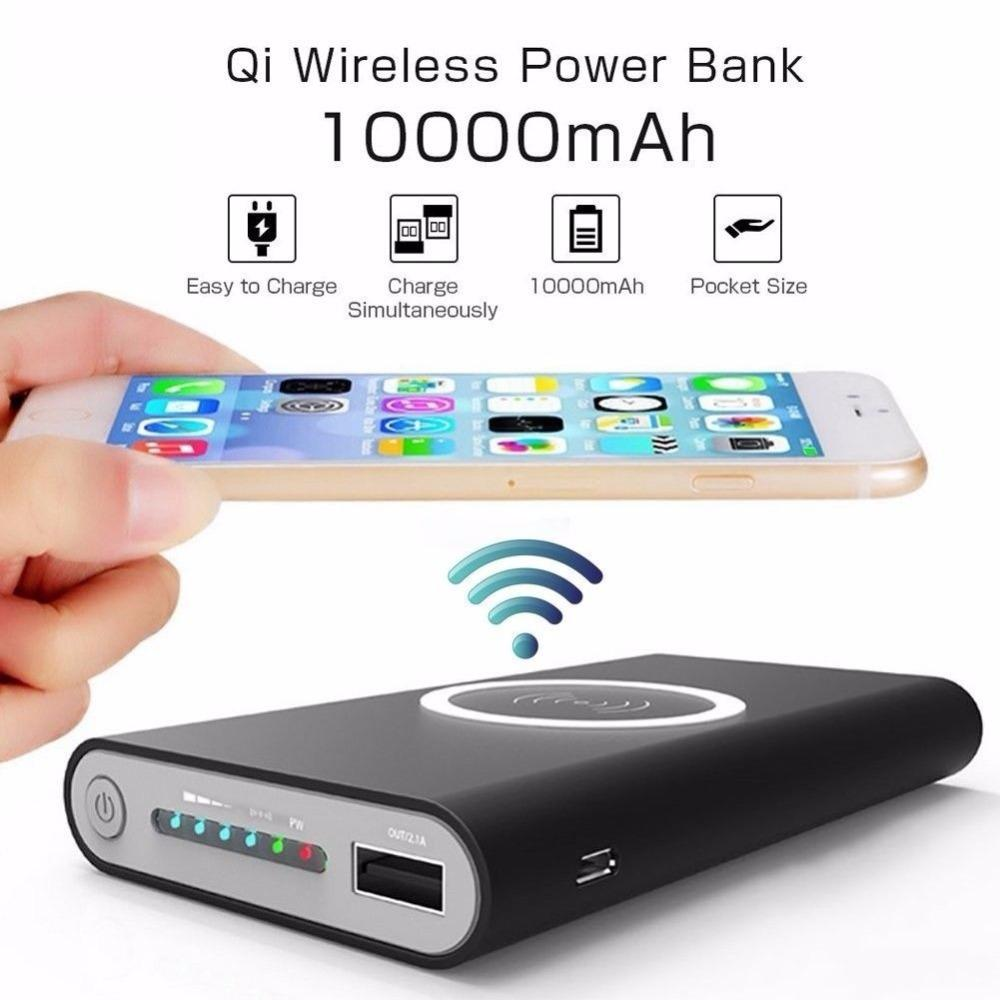 Wireless Portable Powerbank