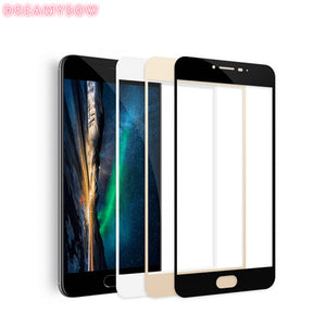Top Quality For Meizu M3S M3 M5 M6 Note Mini Pro 7 Plus M5C M5S MX6 Cellphone Screen Protective Toughened Glass Film Full Cover