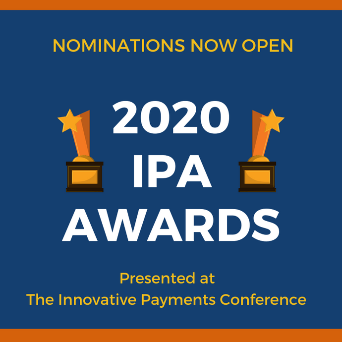IPA Awards:  Most Innovation Payments Technology