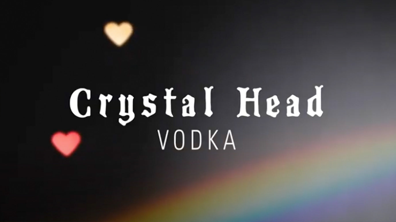 Crystal head video placeholder