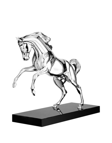 Christofle Animaux Sterling Silver Arabian Horse