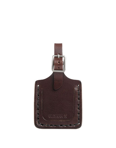 Billykirk No. 146 Luggage Tag (Brown)