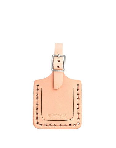 62d3422a25ae Billykirk No. 146 Luggage Tag (Natural)