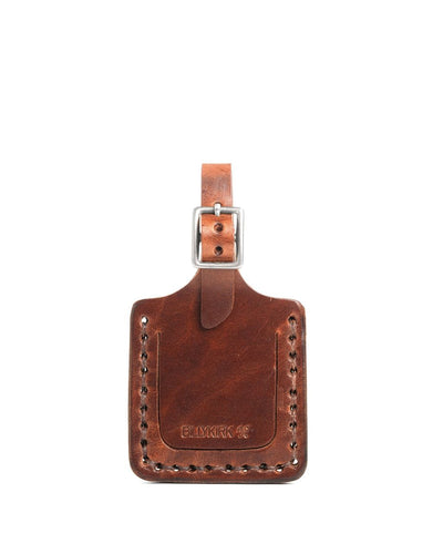 Billykirk No. 146 Luggage Tag (Tan)