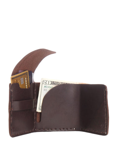Billykirk No. 154 Trifold Wallet