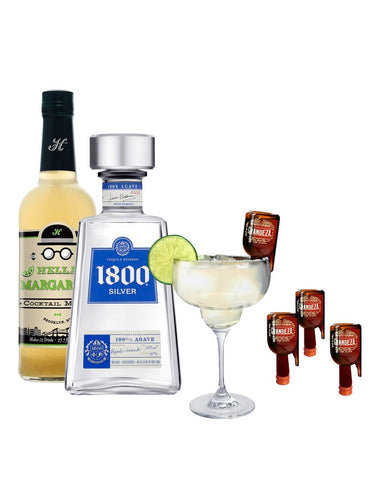 1800® Silver Margarita Kit