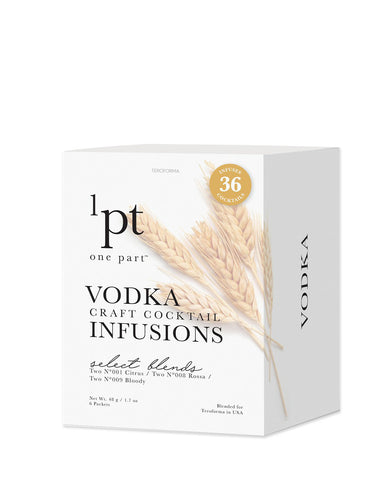 1pt Cocktail Pack - Vodka