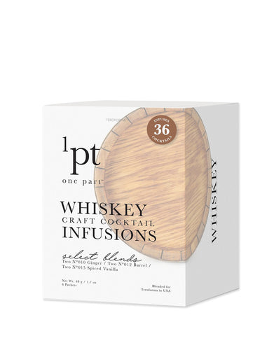 1pt Cocktail Pack - Whiskey