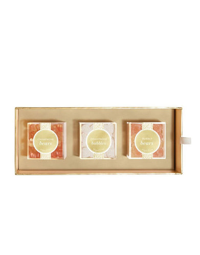 Sugarfina Cheers 3 Piece Candy Bento Box
