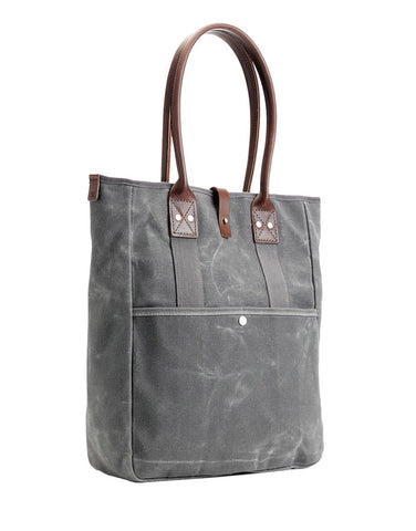 Billykirk No. 326 Commuter Tote (Ash)