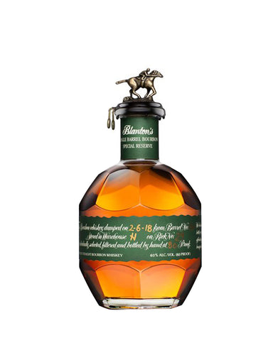 Blanton's Reserve Single Barrel Bourbon Whiskey