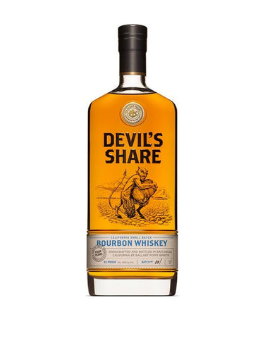 Ballast Point Devil's Share Single Malt Whiskey