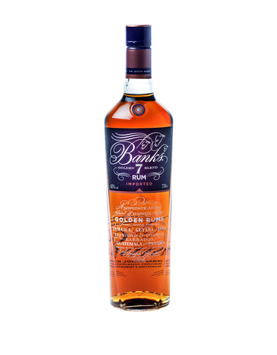 Banks 7 Golden Blend Rum