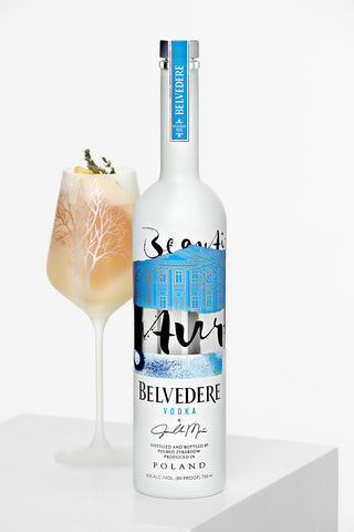 Load image into Gallery viewer, Belvedere Vodka x Janelle Monáe Limited Edition Bottle