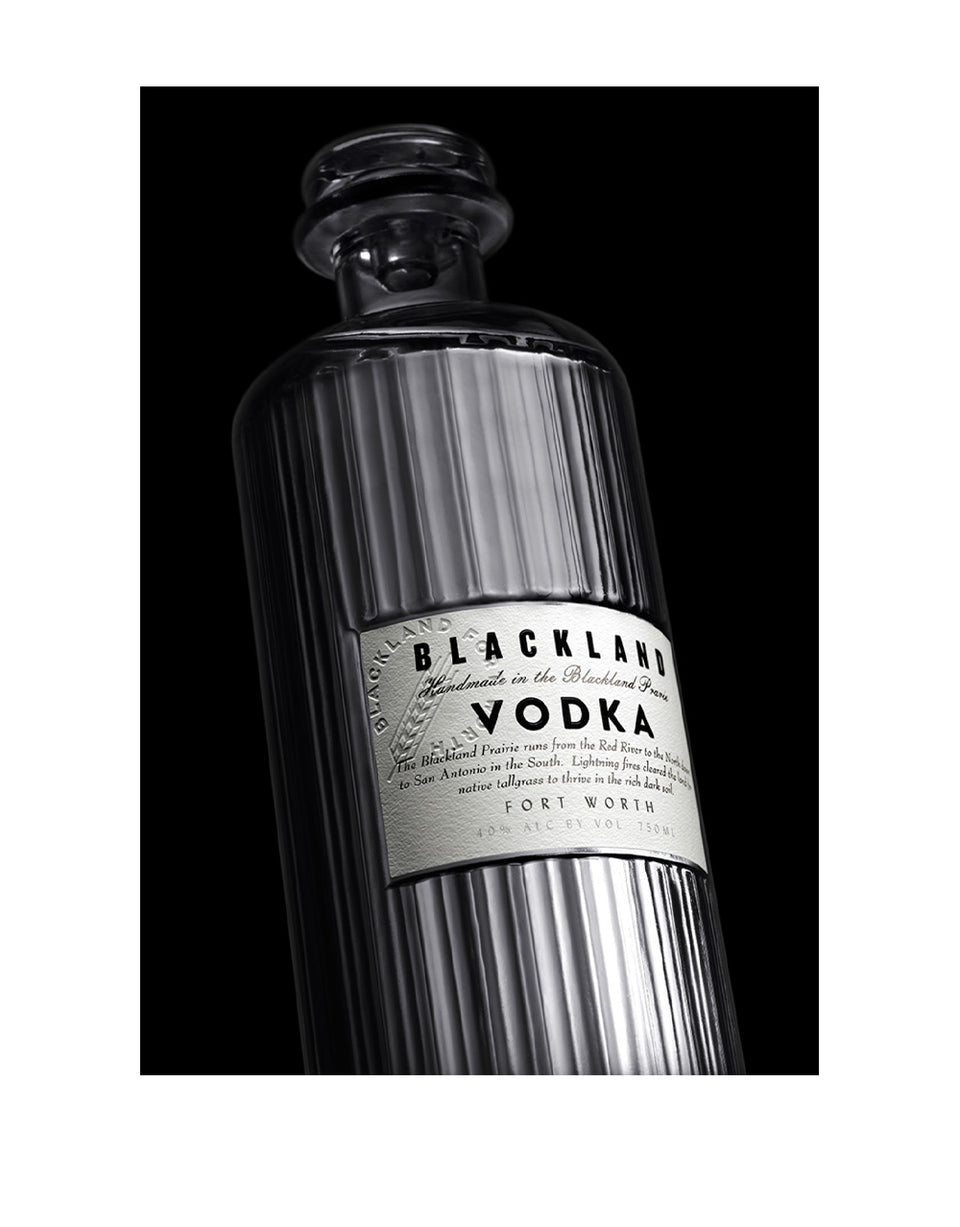 Load image into Gallery viewer, Blackland Vodka bottle