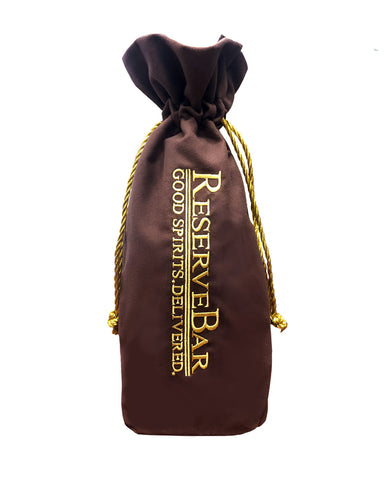 Luxury Drawstring Bottle Holder