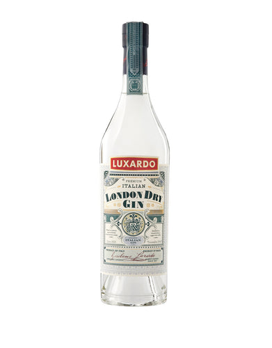 Luxardo London Dry Gin bottle