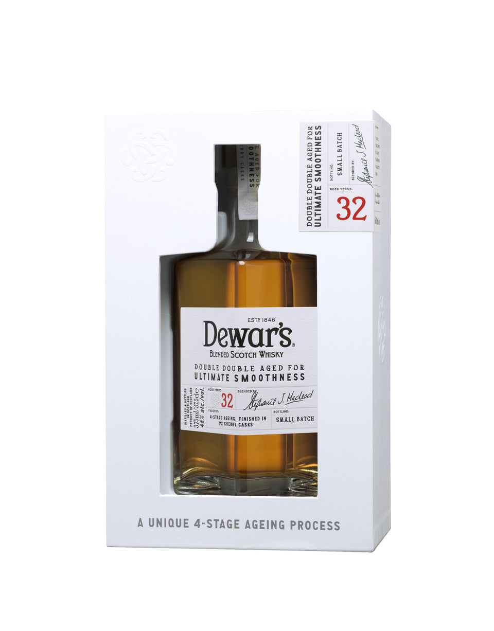 Load image into Gallery viewer, Dewar's Double Double 32 Year Old Blended Scotch Whisky box
