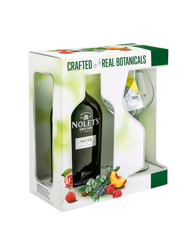 NOLET'S Silver Gin Gift Set