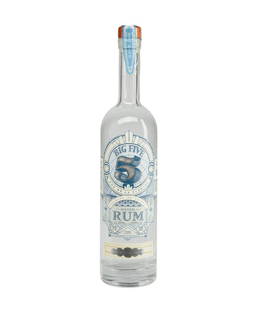Load image into Gallery viewer, Big 5 Rum Silver Rum