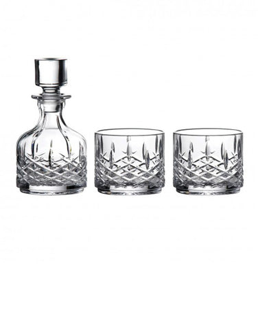 Remy Martin V.S.O.P. with Markham by Waterford Stacking Decanter & Tumbler Set of 2