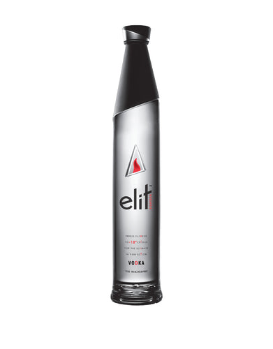 ELIT® Vodka bottle
