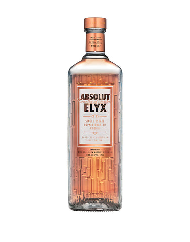 Load image into Gallery viewer, Absolut Elyx - Single Estate Handcrafted Vodka (1.75L)