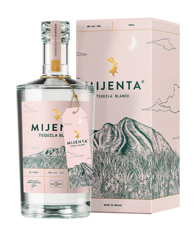 Mijenta Tequila Blanco bottle
