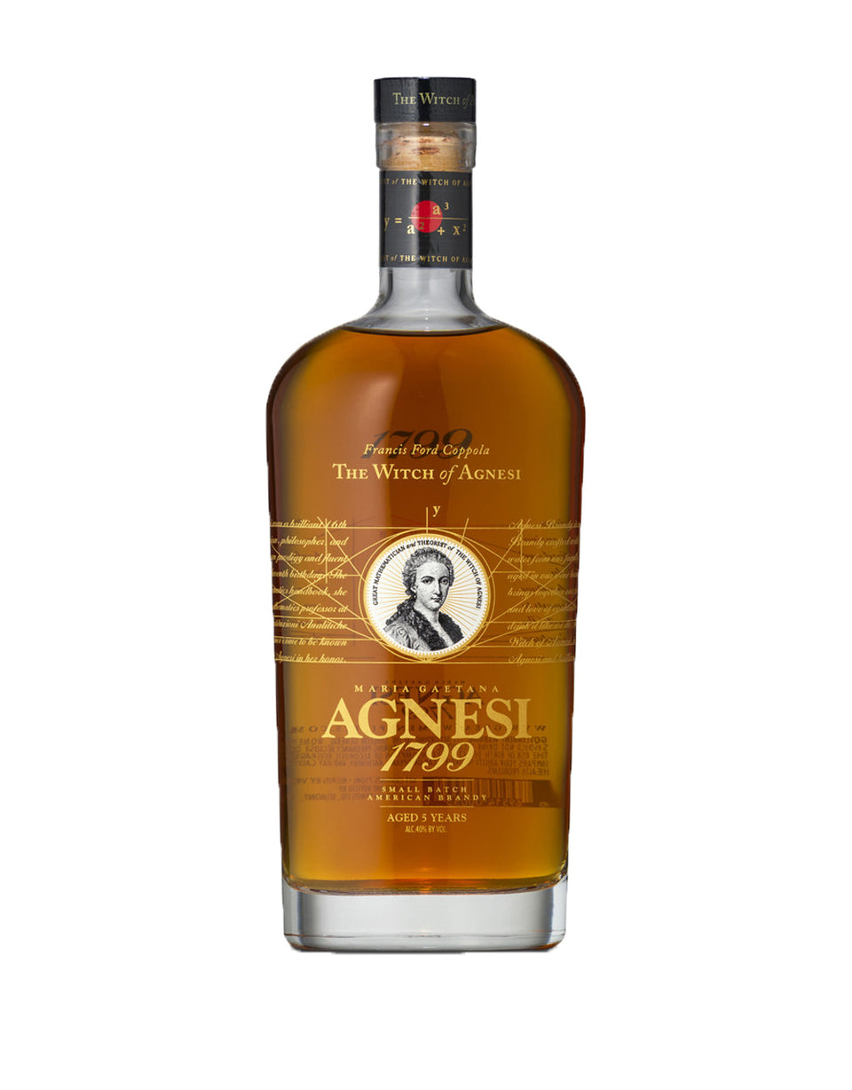 Load image into Gallery viewer, Agnesi 1799 Brandy bottle
