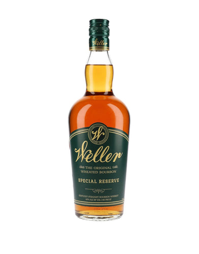 W.L. Weller Special Reserve Original Wheated Bourbon Whiskey bottle