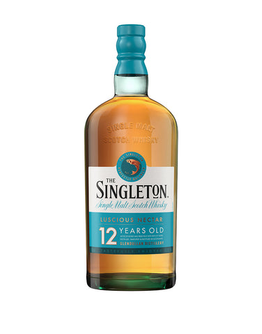 The Singleton of Glendullan 12 Years Old Single Malt Scotch Whisky bottle