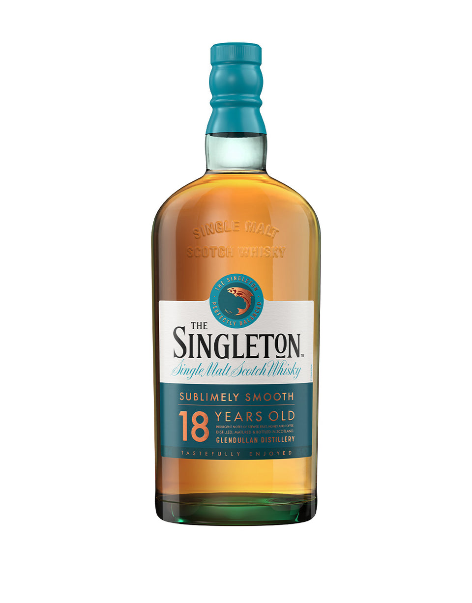Load image into Gallery viewer, The Singleton of Glendullan 18 Years Old Single Malt Scotch Whisky bottle