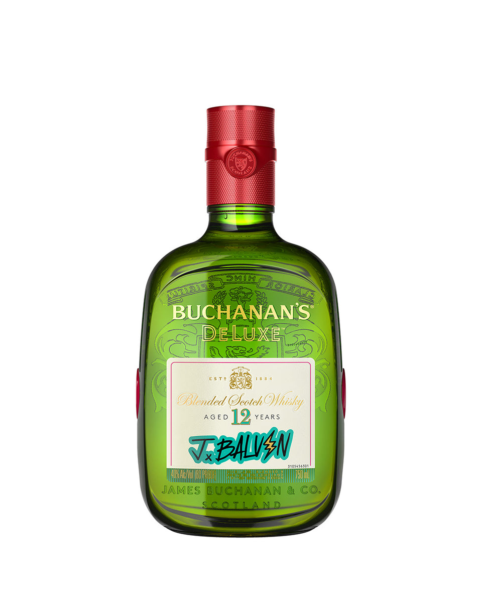 Load image into Gallery viewer, Buchanan's DeLuxe Aged 12 Years Limited Edition J Balvin Pack