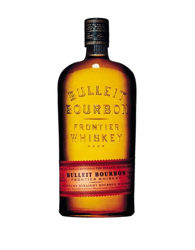 Bulleit Bourbon bottle