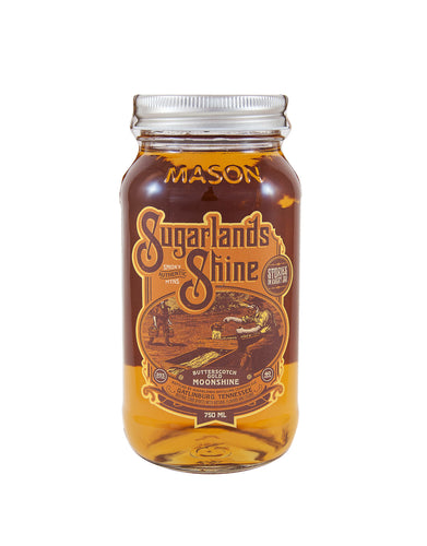 Sugarlands Butterscotch Gold Moonshine