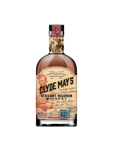 Clyde May's Straight Bourbon Whiskey (375ml)