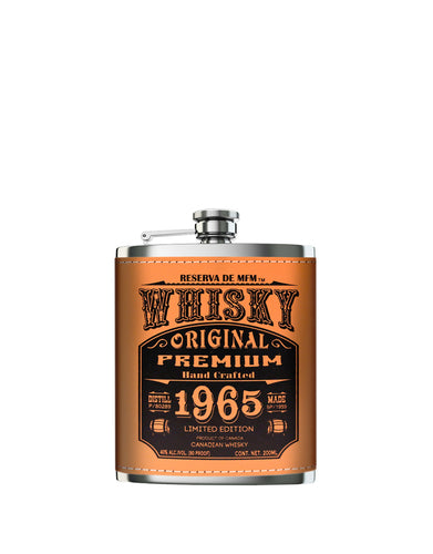 Casa Maestri Flask Canadian Whisky (200ml)