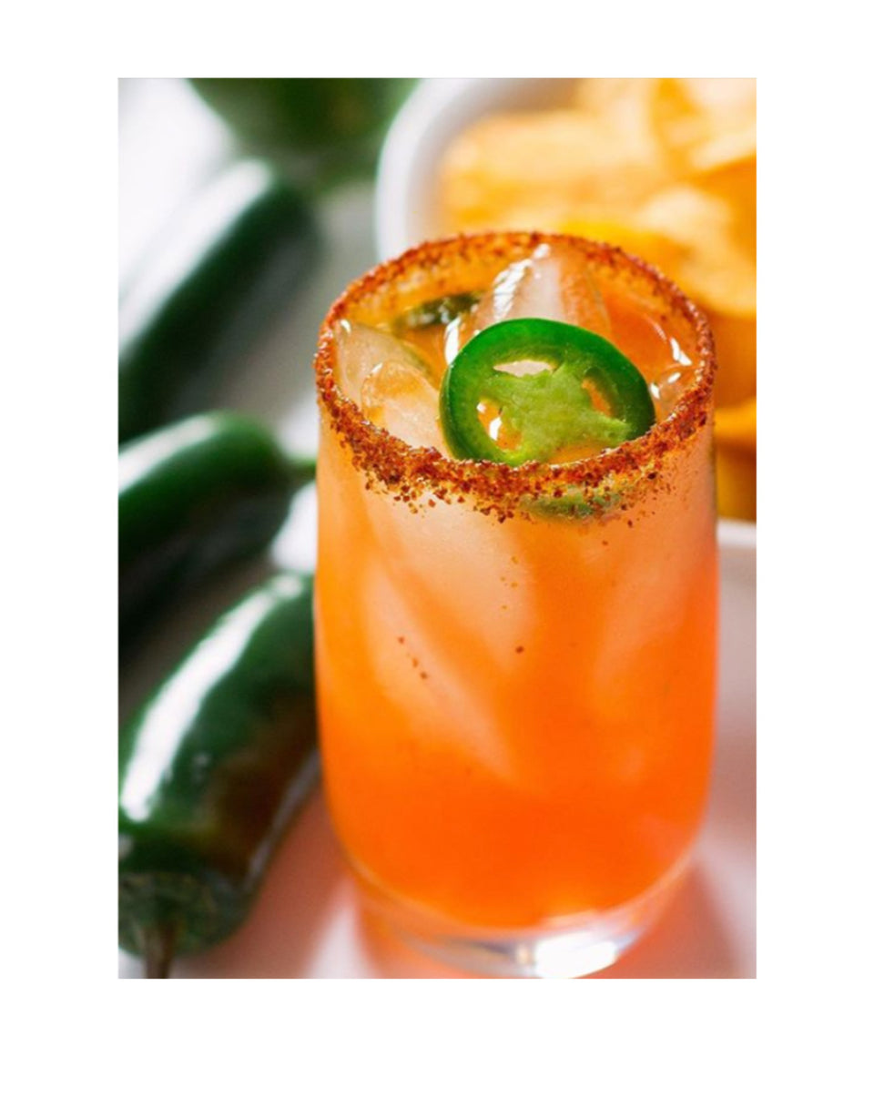 Load image into Gallery viewer, YaVe Tequila Jalapeño cocktail