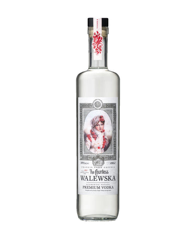 The Countess Waleweska Vodka