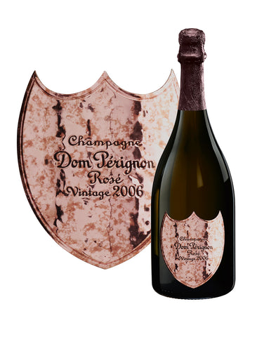 Load image into Gallery viewer, Dom Pérignon Rosé Vintage 2006 Lenny Kravitz Limited Edition