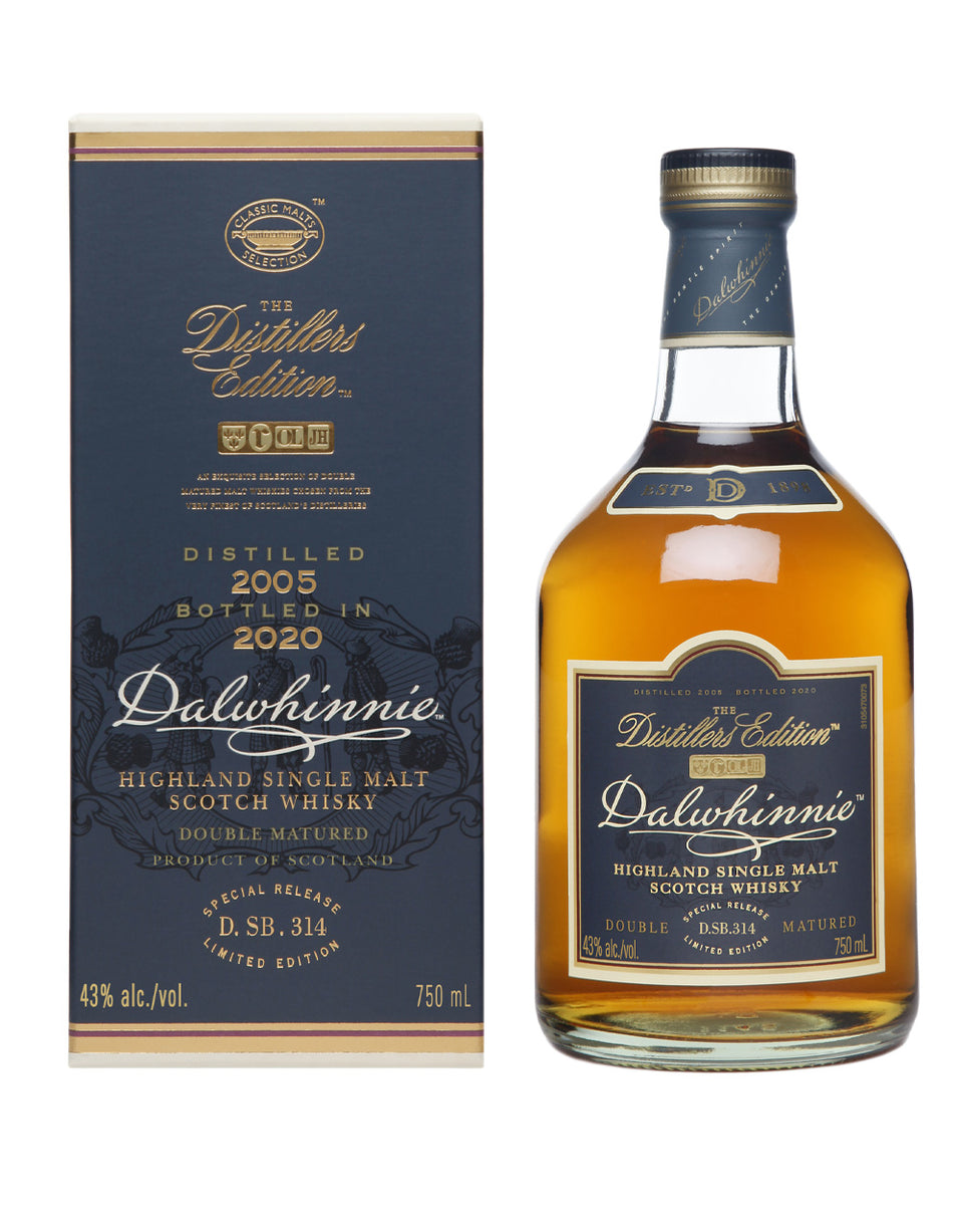Load image into Gallery viewer, Dalwhinnie Distillers Edition 2020 Bottling Highland Single Malt Scotch Whisky